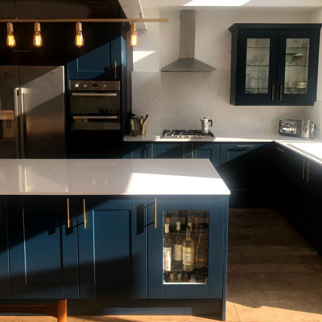 Kitchen Interior Designer London by kaiinteriors.com