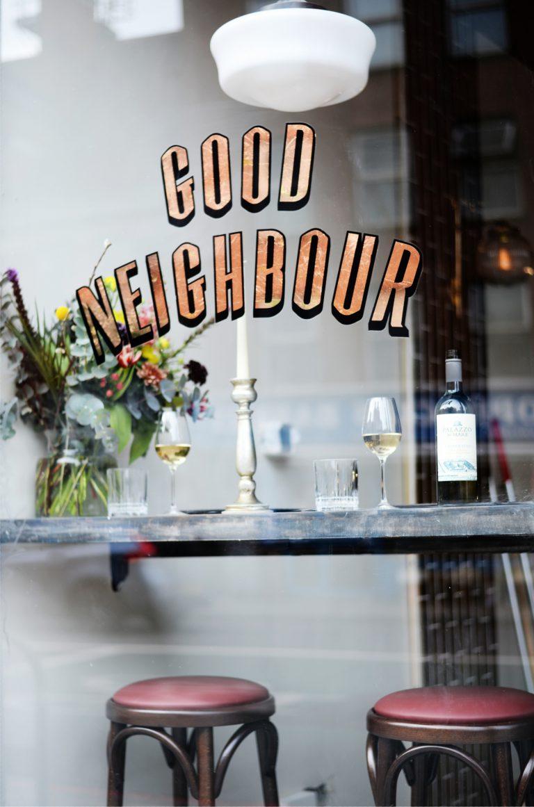 Good Neighbour Camberwell Kai Interiors Bar Design In