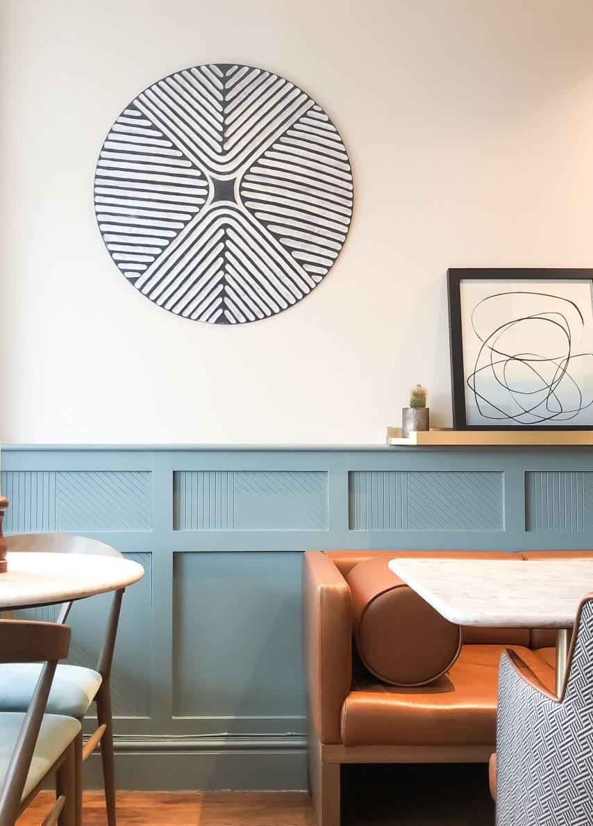 2 Fego Cobham London Restuarant & Bar by KAI Interiors