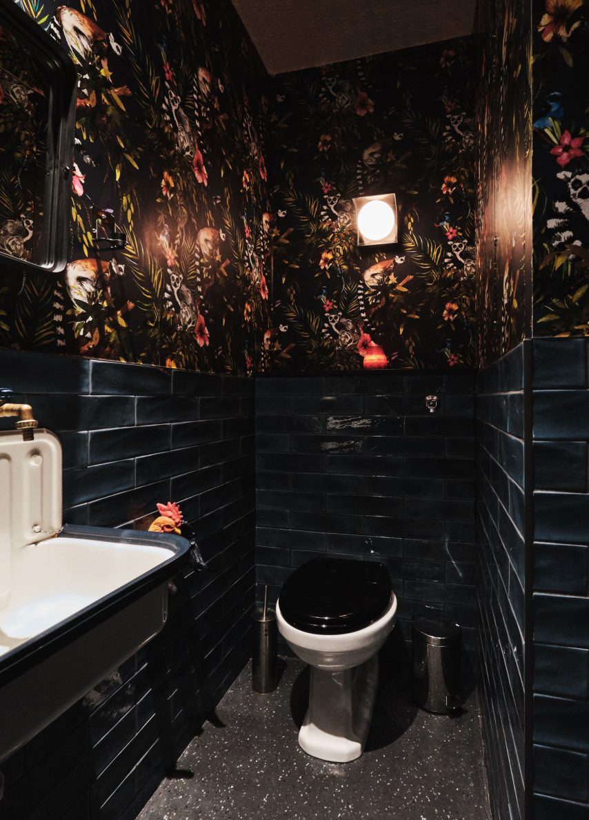 Sub Culture, Chick N Sours Haggerston by KAI Interiors London, Restaurant and Bar Interior design 9