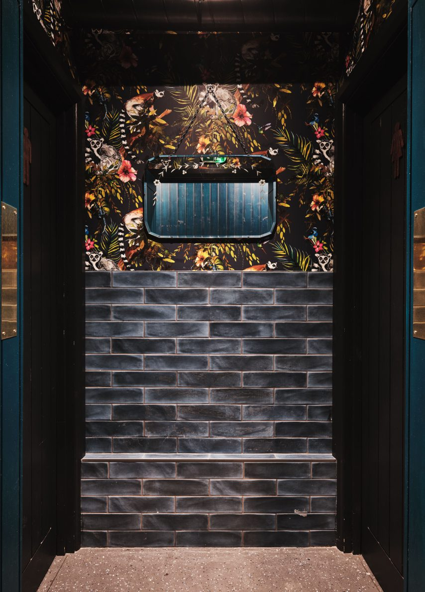 Sub Culture, Chick N Sours Haggerston by KAI Interiors London, Restaurant and Bar Interior design 10