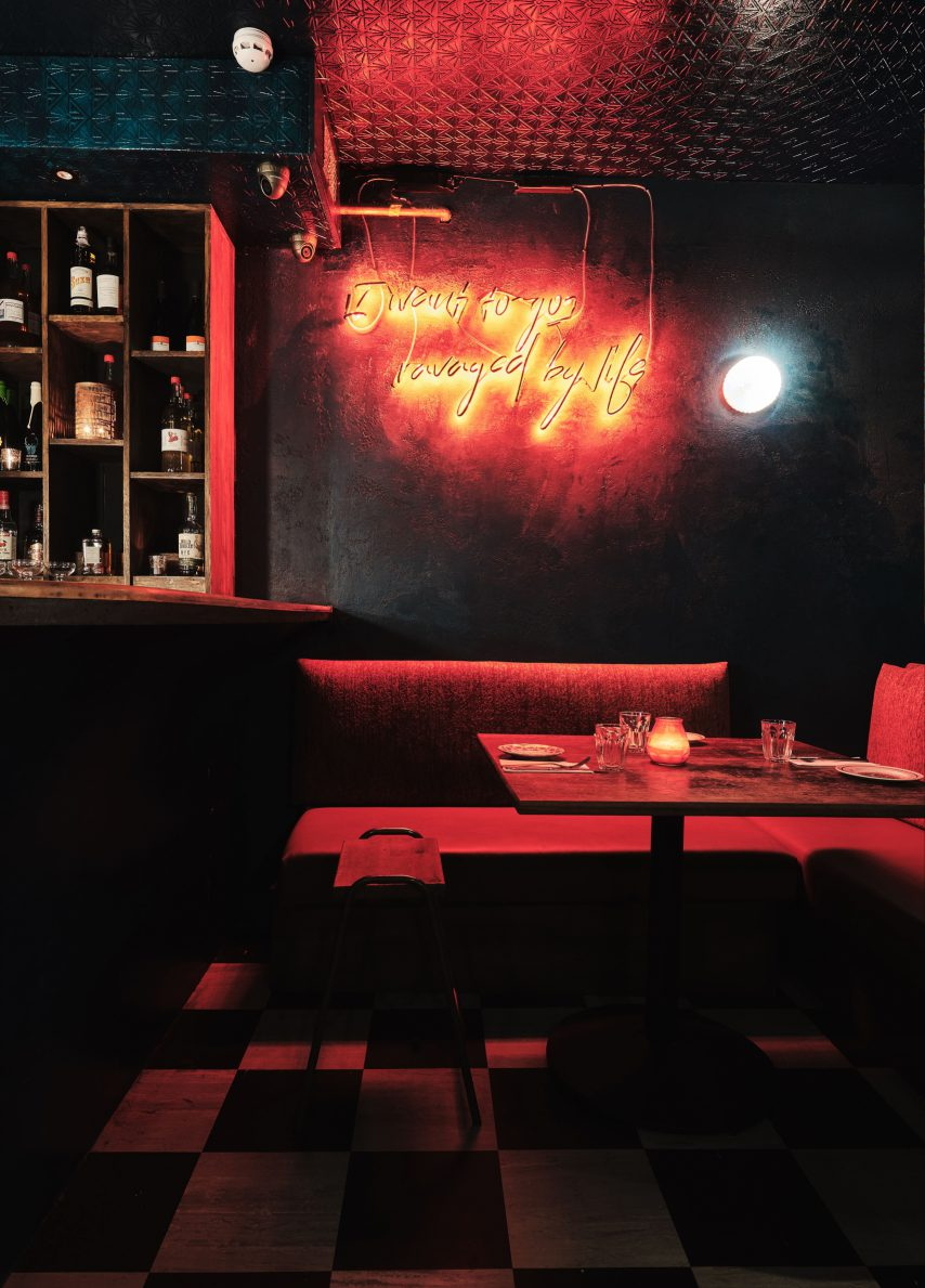 Sub Culture, Chick N Sours Haggerston by KAI Interiors London, Restaurant and Bar Interior design 3