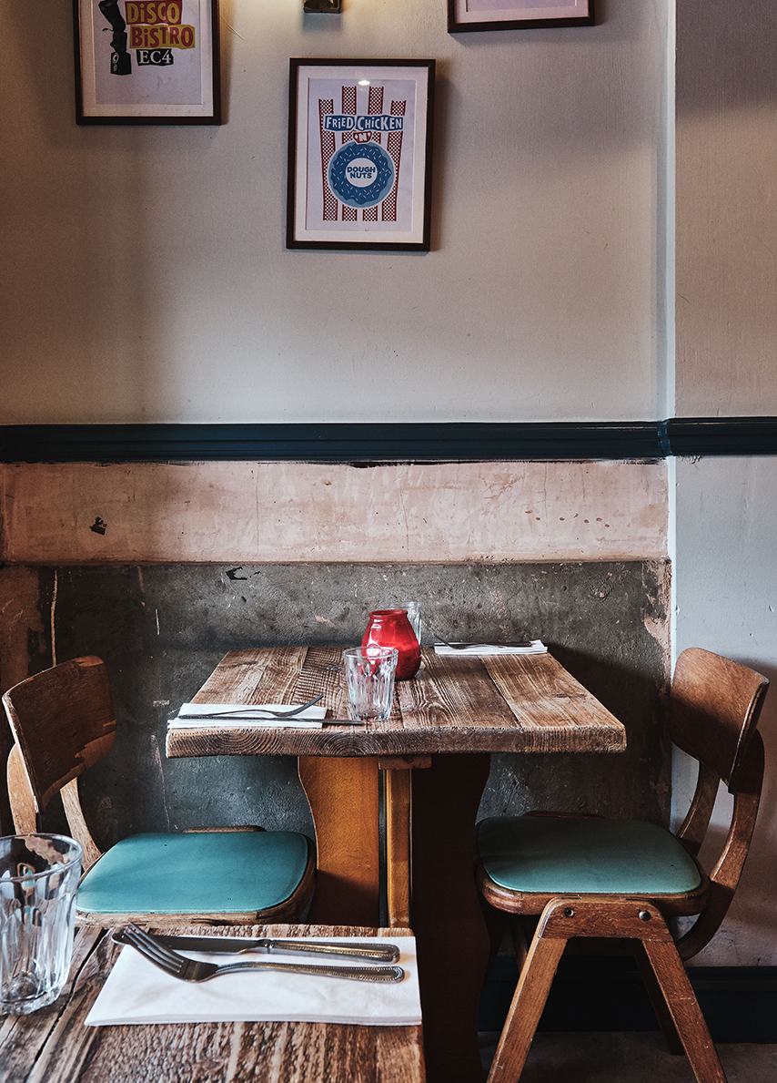 Chick N Sours, Fried Chicken Restaurant Haggerston London by KAI Interiors 8