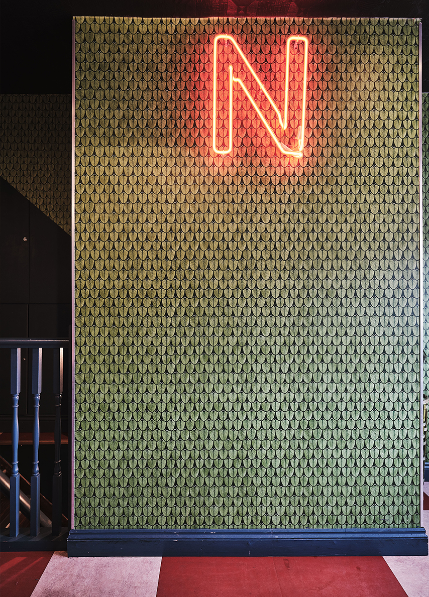 Chick N Sours, Fried Chicken Restaurant Haggerston London by KAI Interiors 9