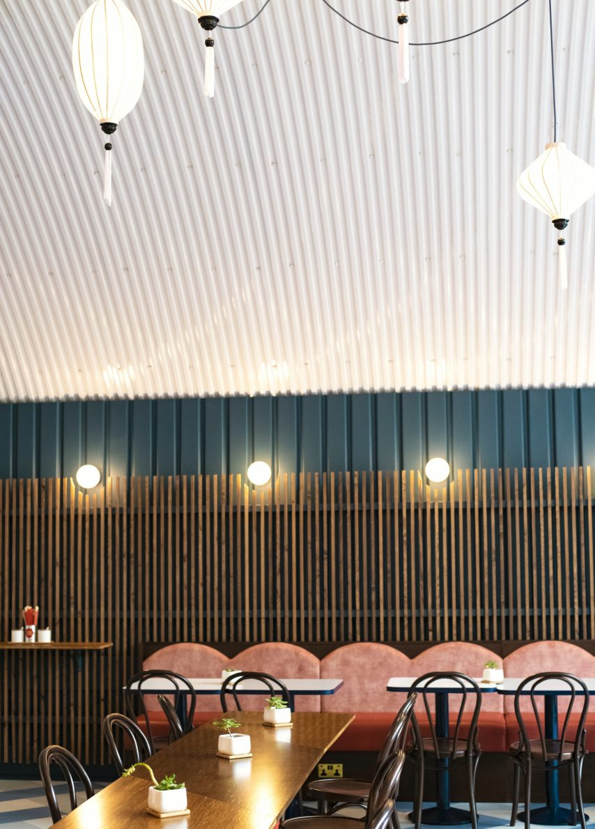7 numnum london shoutwark restaurant design by kai interiors